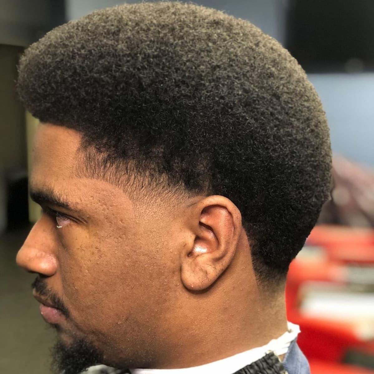 20 Coolest Temp Fade Haircut Ideas for Men
