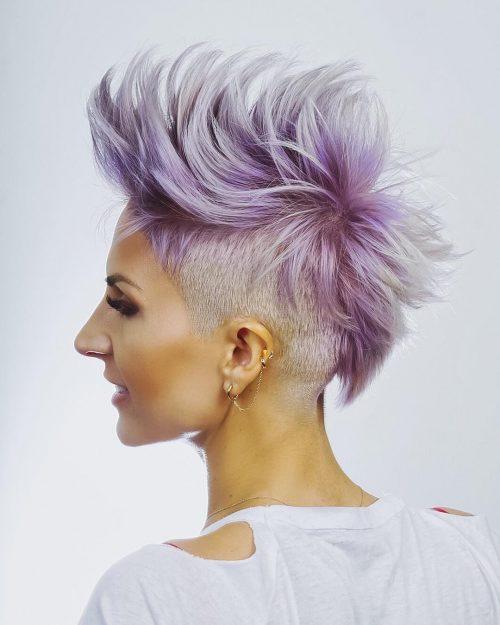 Here are The 20 Coolest Undercut Pixie Cuts I Found