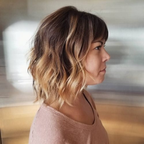 The 35 Best Medium Length Hairstyles for Thick Hair