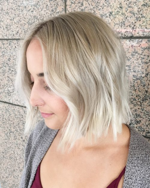 Top 29 Short Blonde Hair Ideas Right Now