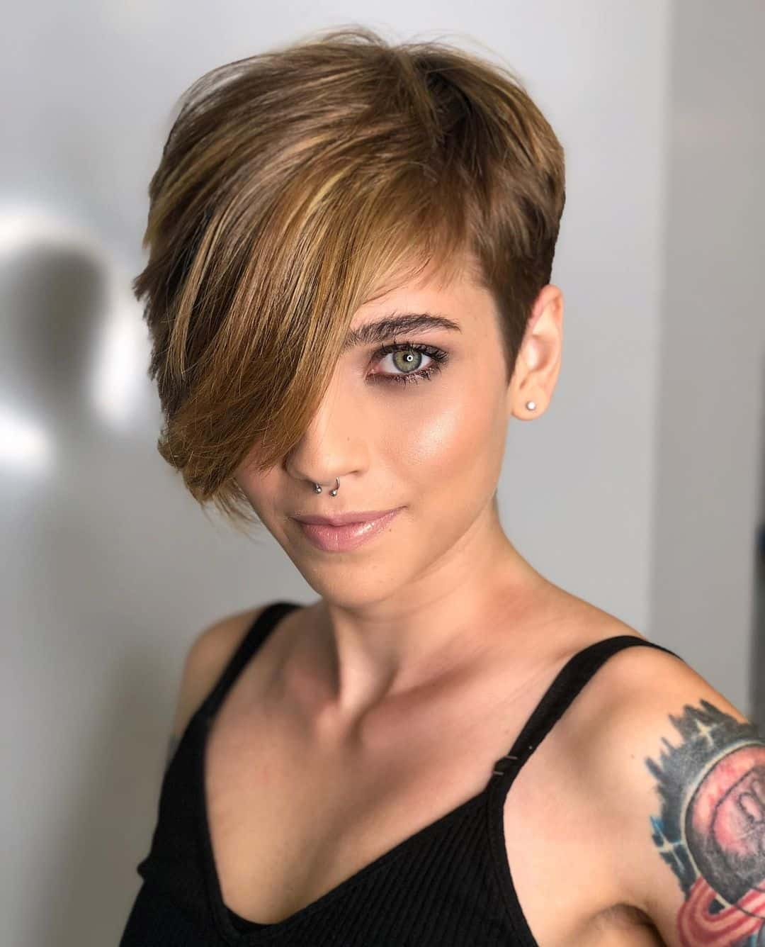 The 46 Best Short Hairstyles for Thin Hair to Look Fuller
