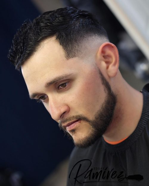 The Top 13 Examples of Mid Fade Haircuts for Men