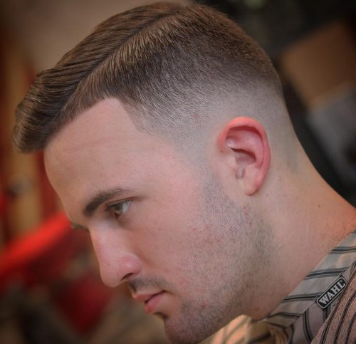 The 15 Best Gentleman Haircut Ideas You'll See