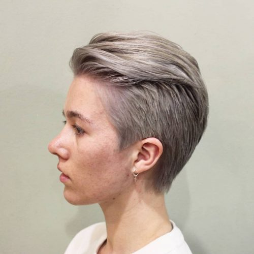 13 Modern Androgynous Haircuts for Everyone
