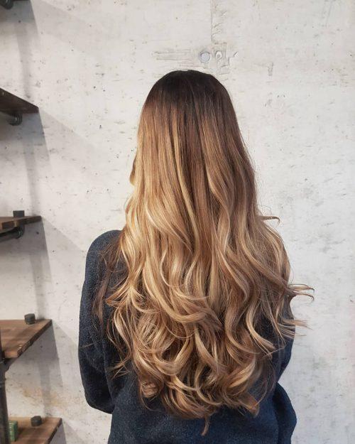 29 Hottest Caramel Brown Hair Color Ideas
