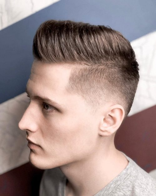 The 16 Most-Popular Ivy League Haircuts for Men