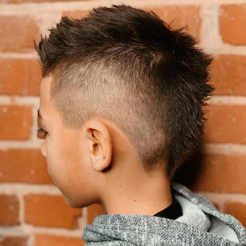 The 22 Best Haircuts & Hairstyles for Teenage Boys