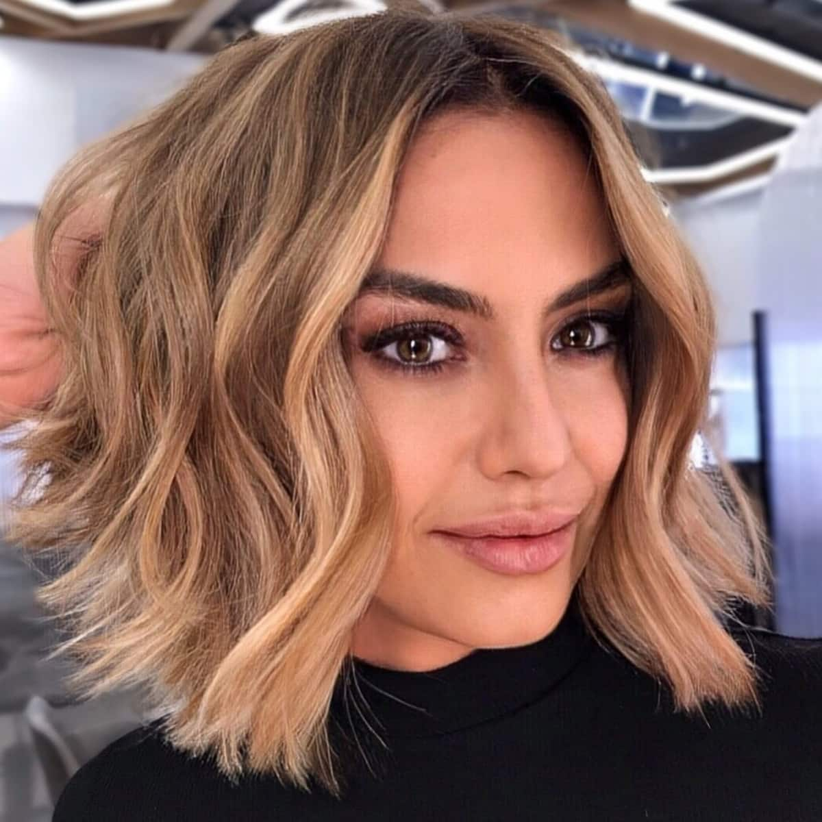 40 Perfect Haircuts and Hairstyles for Thick Hair