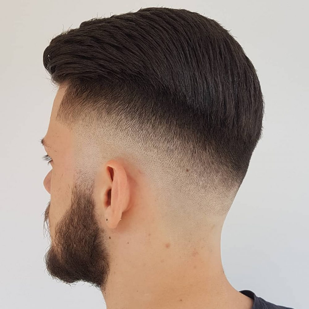 14 Awesome Slicked Back Hairstyle Ideas for Guys