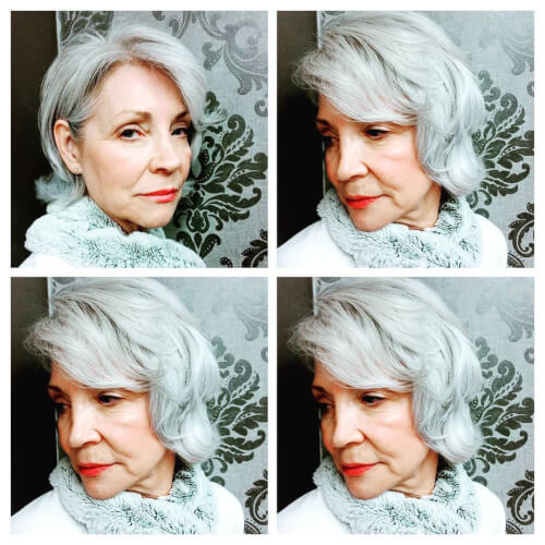 33 Youthful Hairstyles and Haircuts for Women Over 50